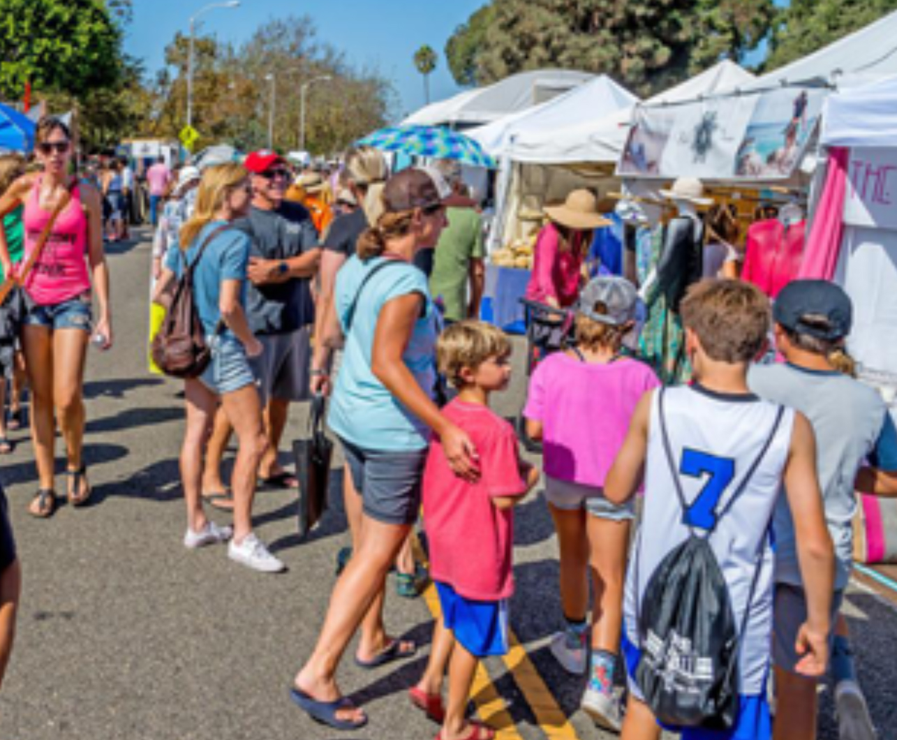 Manhattan Beach Hometown Fair @ Live Oak Park | Manhattan Beach | California | United States