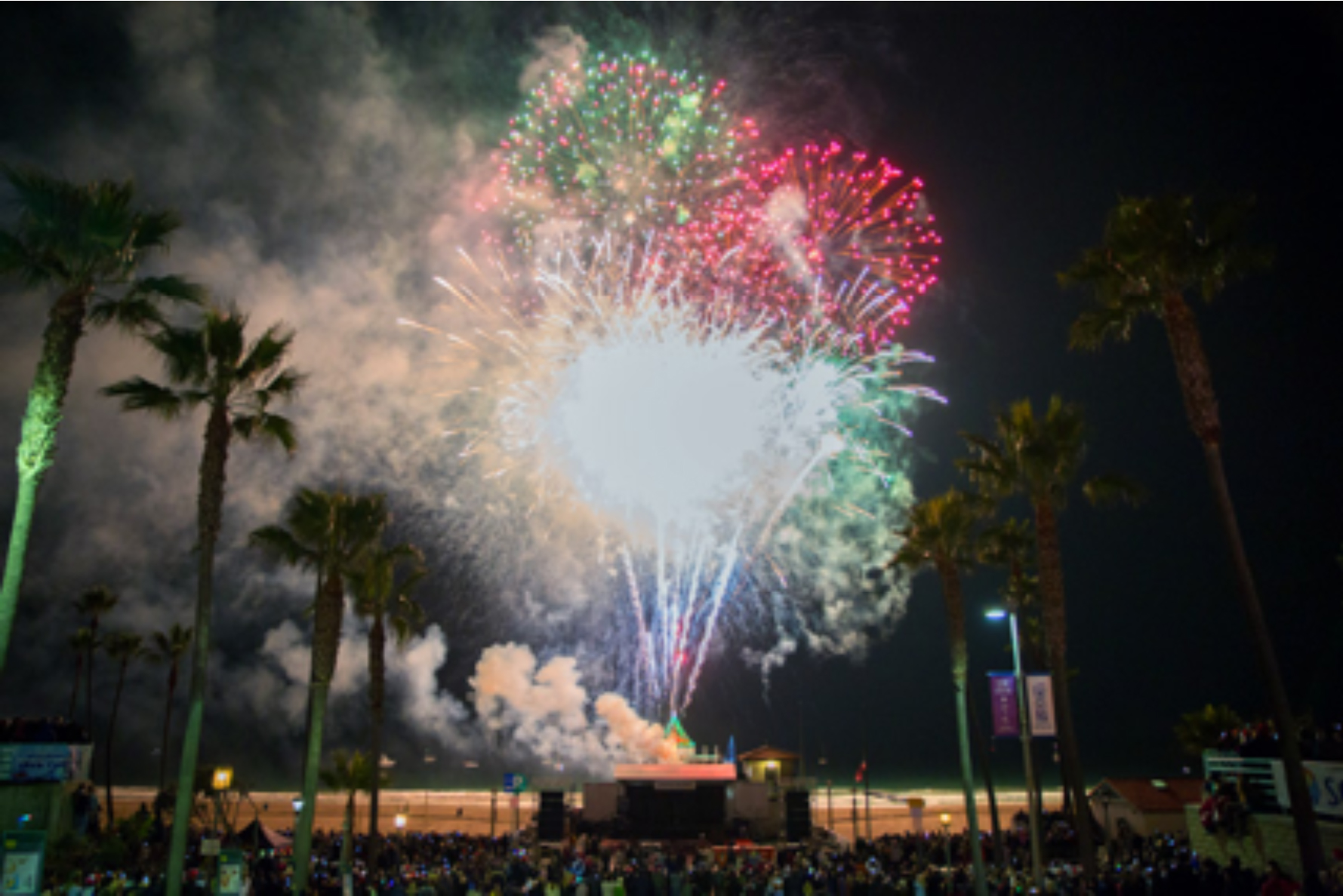 Manhattan Beach Holiday Fireworks @ Manhattan Beach Pier