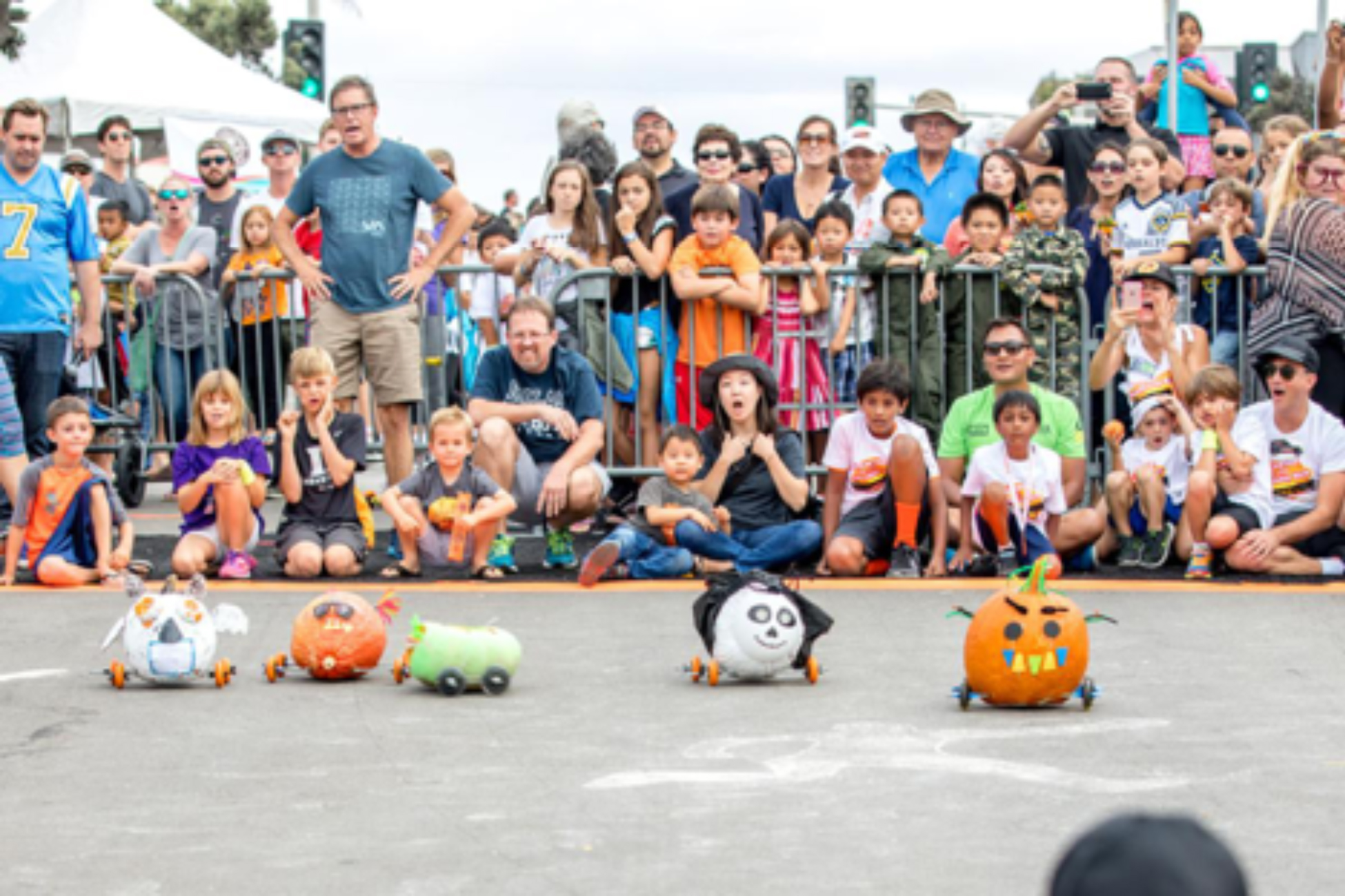 World Famous Pumpkin Races @ Manhattan Beach Pier