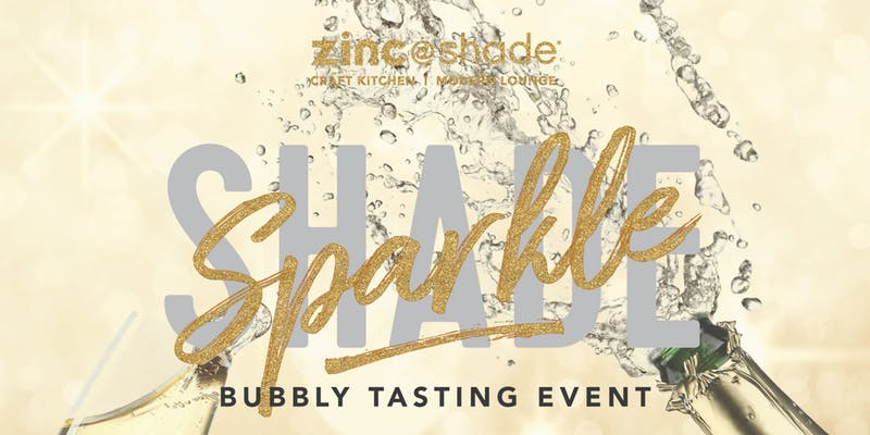 Shade Sparkle: Bubbly Tasting Event @ Shade Hotel