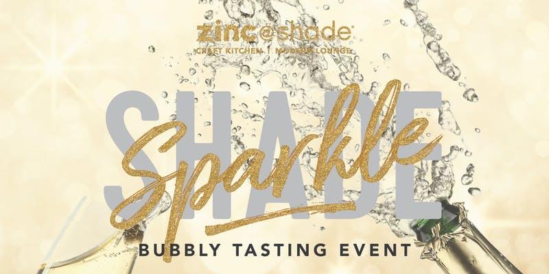 Shade Sparkle: Bubbly Tasting Event @ Shade Hotel
