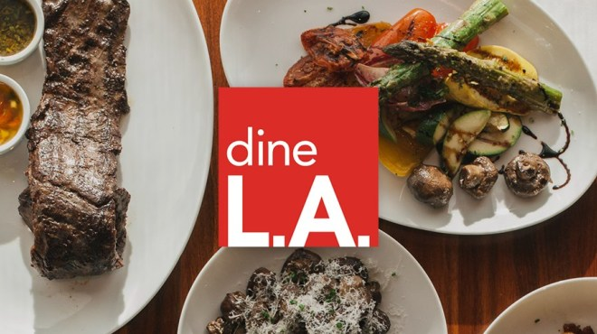 Dine LA Restaurant Week July 12th-26th